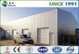 Stahlrahmen-Gebäude-Stahl-Rahmen-Gebäude-vorfabriziertes Haus