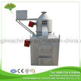 Incinerador pequeno industrial para o corpo animal