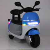 Fábrica de motocicleta de brinquedo elétrico de motocicleta de três rodas por atacado para crianças