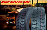 Bas de page Tire, Drive Tire, Smartway Appproved Commercial Tire, 11r22.5 Truck Tire (295/75r22.5)
