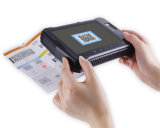 Industriële PC van Handheld GPRS/GPS Android Bluetooth Tablet met RFID en Fingerprint (A370)