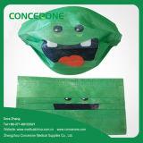 印刷されるかわいいおかしいの非編まれた3つの層マスク