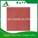 Tela de la cortina de Sun de la tela de la protección de Sun de la fábrica en velas y red de la cortina