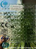 Freie Pyramide-gekopiertes Glas mit Cer, ISO (3-8mm)