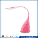 Haut-parleur sans fil créateur de Bluetooth de lampe de bureau de T11 DEL