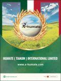 Polvo de X-Humate/fertilizante orgánico de Humate del boro granular