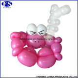Lange Ballon 100PCS/Pack van het Latex van de Impulsen van de Decoratie van de Partij van de Verjaardag van het Huwelijk van Kerstmis van de Kleur van de mengeling de Magische Geassorteerde