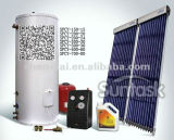 Suntask123 Pressurized Solar Water Heater 300L pour Family Use (SFCY-300-30)