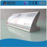 Sinal modular de alumínio da tabela de K60 Cueved