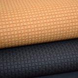 Matt Oberfläche geprägtes künstliches PU-Leder für Beutel-Handtasche Leatheriod