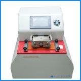 Appareil de contrôle de frottement d'encre numérique d'écran tactile LCD