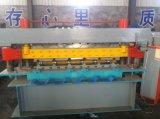 機械を形作る波形の鋼鉄ロール