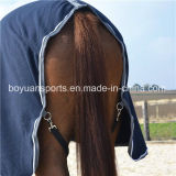 Manta/manta estables del caballo de Ripstop del paño grueso y suave polar