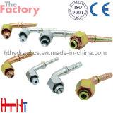 &Flange convenable hydraulique hydraulique d'embout de durites de boyau de SAE/Bsp /BSPT (20541/20541-T)