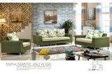 居間Furniture (2190)の緑のColorドバイFabric Sofa