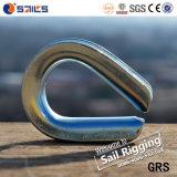 Мы тип гальванизированное кольцо веревочки провода G414