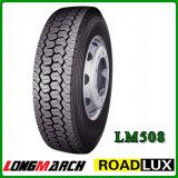 Semi pneu do caminhão da câmara de ar interna 900r20 Linglong Longmarch do pneu do caminhão