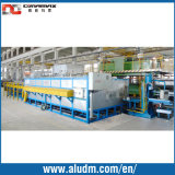 AluminiumExtrusion Machine mit Gas Burner Billet Heating Furnace
