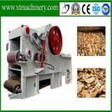Asie du sud Use, 55kw, 380V Electric Power Wood Chipper pour Board Plant