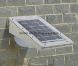 indicatori luminosi solari fissati al muro del giardino 3watt