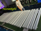 оборудование света DMX512 мытья стены штанги 24*3W RGB3in1 СИД крытое для домашнего Entainment или профессионала