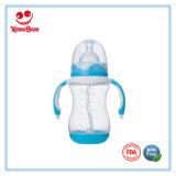 250ml赤ん坊のための広い口のミルクの挿入びん