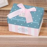 Caja de cartón del rectángulo de regalo de la manera para empaquetar
