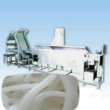 Paso Características Máquina de moldeo por Rice