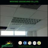 Tablero de techo de fibra mineral / paneles de techo de fibra mineral / panel de techo de fibra mineral, 600X600mm