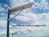 2016 신제품 60W를 위한 통합 태양 가로등