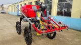 Aidiのブランド4WD Hstのディーゼル機関水田および農場のための自動推進ブームのスプレーヤー