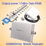 Ripetitore del ripetitore del segnale del telefono mobile di GSM 900 di alta qualità del nuovo prodotto