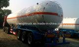 Pesado-deber LPG Truck Trailer de Clw Brand 3 Axle 56cbm