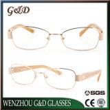 Nuovo monocolo Mr08-702 ottico di Eyewear del blocco per grafici del metallo di disegno