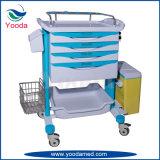 ABS medizinische Krankenhaus-Krankenpflege-Medizin-Laufkatze