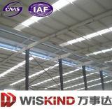 Structure métallique galvanisée par construction préfabriquée de Wiskind