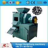 El Cuatro-Rodillo superventas presiona dos veces la máquina de la briqueta del carbón de leña del carbón
