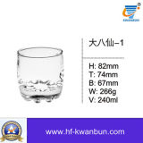 TeaまたはBeerのKbHn021のための2015熱いSale Highquality Glass Cup