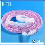 Circuito de respiração de Ventenliator do silicone de Reusalbe da alta qualidade
