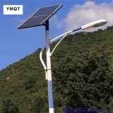 уличный свет 8m 60W СИД с панелью солнечных батарей