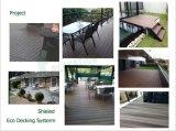 Decking composé extérieur de la piscine WPC avec le certificat de la CE ASTM