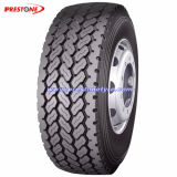 Clouded New Cheap Qualified Radial Truck Tyre (315/80R 22.5 385/65R 22.5)