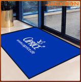 Nattes de porte en caoutchouc d'impression de tapis, natte d'entrée de bureau