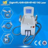 Nd YAG IPL Shr Hair Removal Machine Made in China Competitive Price (Elight03P)