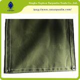 Tela incatramata 100% di tela di canapa di Polyster poli Tarps per la stampante UV del lattice del Eco-Solvente