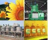 Installation de transformation d'huile de graines de tournesol de la capacité de 1Ton/Day à 500Ton/Day