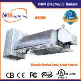 끝난 630W 두 배는 실내 플랜트를 위한 전등 설비 온실 점화를 증가한다