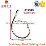 39960d銀製カラーサイズ12/0のステンレス鋼の採取ホック