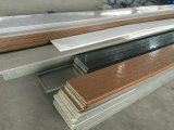 El panel de emparedado aislado de la PU de la superficie de metal