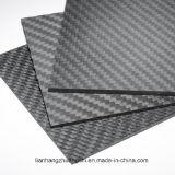 Folha de venda quente da fibra do carbono da alta qualidade